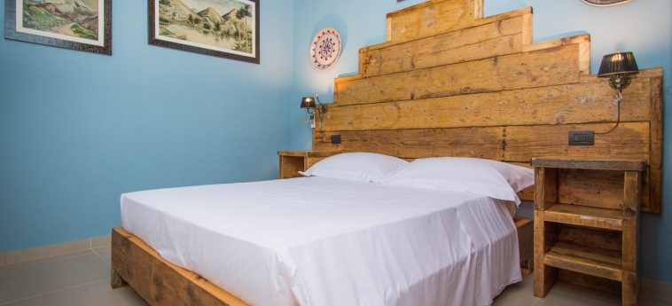 Agriturismo Papyrus: Chambre SYRACUSE