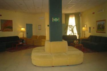 Hotel Del Santuario: Lobby SYRACUSE