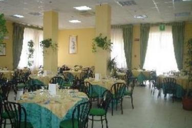 Hotel Del Santuario: Restaurant SYRACUSE