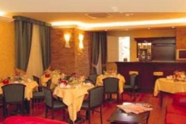 Hotel Teocrito: Salle de Petit Déjeuner SYRACUSE