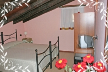 Hotel Posta: Chambre SYRACUSE