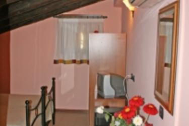 Hotel Posta: Schlafzimmer SYRAKUS