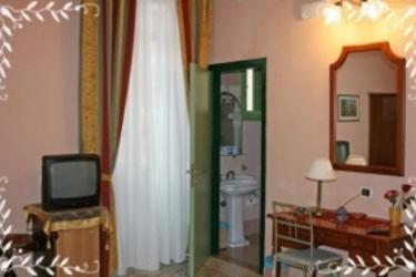 Hotel Posta: Zimmer- Detail SYRAKUS