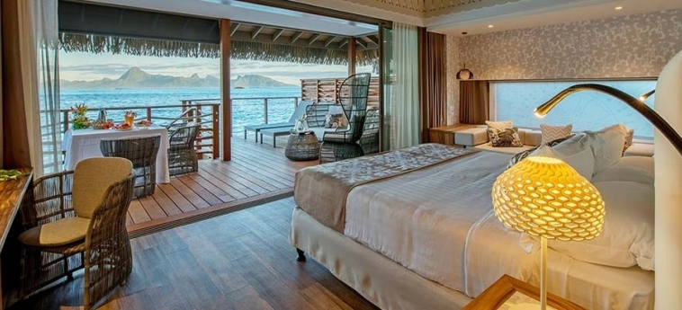 Hotel Intercontinental Tahiti Resort & Spa: Habitaciòn Junior Suite TAHITI