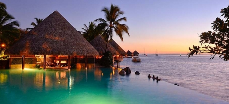 Hotel Intercontinental Tahiti Resort & Spa: Bar Esterno TAHITI