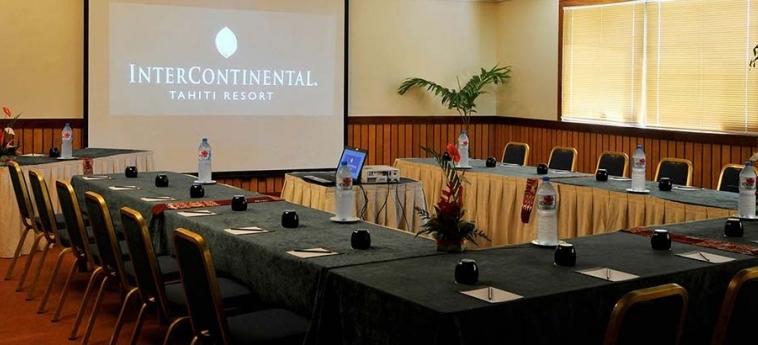 Hotel Intercontinental Tahiti Resort & Spa: Sala Riunioni TAHITI