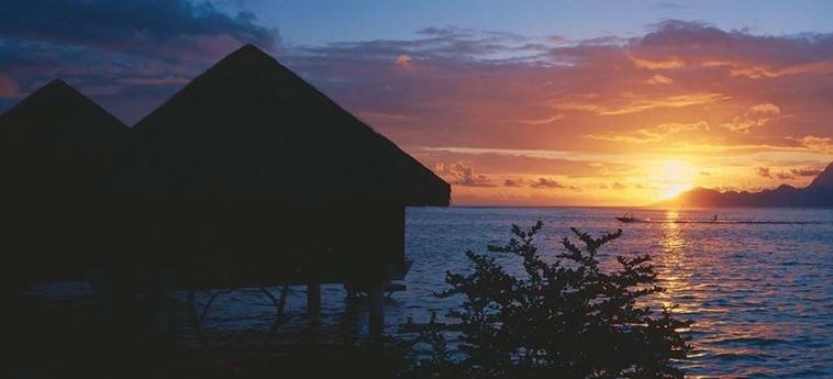 Hotel Intercontinental Tahiti Resort & Spa: Extérieur TAHITI