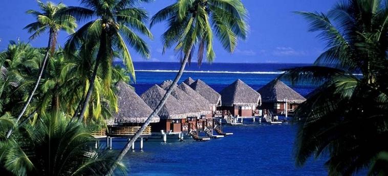 Hotel Intercontinental Tahiti Resort & Spa: Exterieur TAHITI