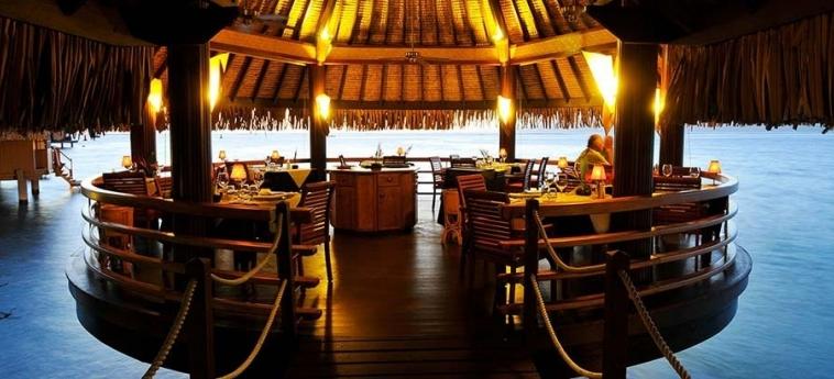 Hotel Intercontinental Tahiti Resort & Spa: Restaurant Exterior TAHITI