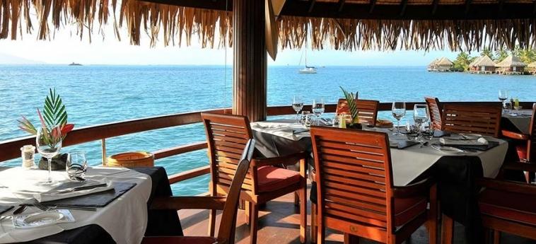 Hotel Intercontinental Tahiti Resort & Spa: Restaurant Panoramique TAHITI