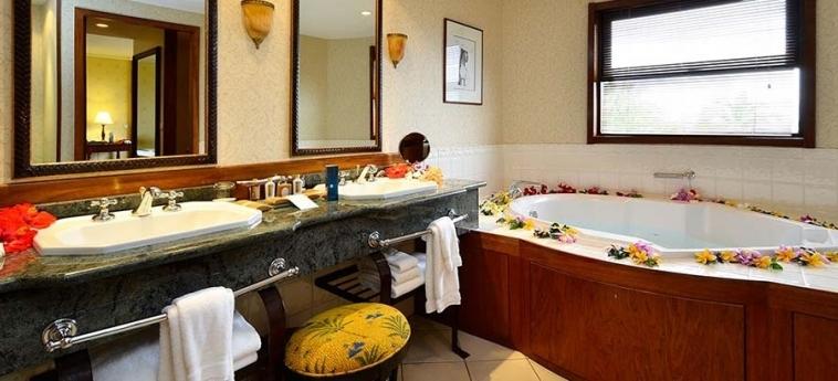 Hotel Intercontinental Tahiti Resort & Spa: Salle de Bains - Suite TAHITI