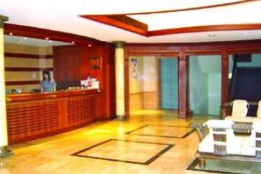 Hotel Empress: Recepción TAIPEI