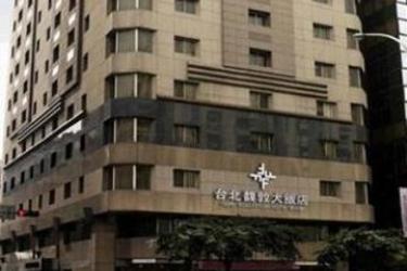 Hotel Taipei Fullerton Nanjing East Road: Exterior TAIPEI