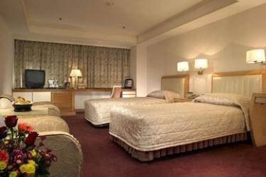 Hotel Taipei Fullerton Nanjing East Road: Habitación TAIPEI