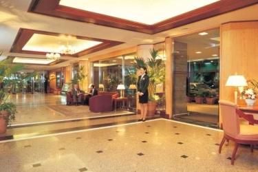 Hotel Taipei Fullerton Nanjing East Road: Lobby TAIPEI