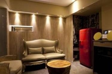 Inhouse Hotel: Lobby TAIPEI