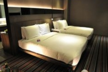 Westgate Hotel: Chambre jumeau TAIPEI