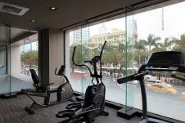Westgate Hotel: Centro Fitness TAIPEI