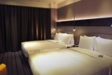 Westgate Hotel: Indoor Swimmingpool TAIPEI