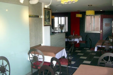 Hotel Dolamanco: Restaurant TAIPEI