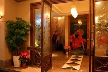 Hotel Dolamanco: Eingang TAIPEI