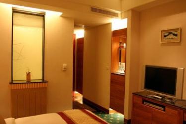 Hotel Dolamanco: Schlafzimmer TAIPEI