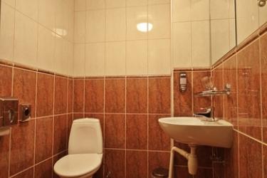 Hotel Athena: Cuarto de Baño TALLINN