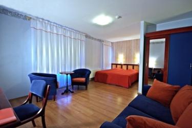 Hotel Athena: Habitaciòn Doble TALLINN