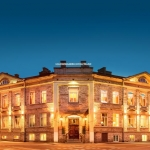 THE VON STACKELBERG HOTEL TALLINN  4 Estrellas