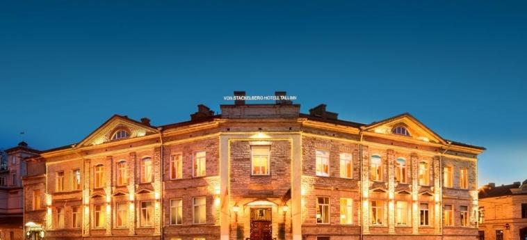 The Von Stackelberg Hotel Tallinn : Exterieur TALLINN