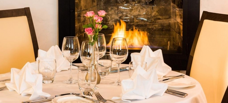 The Von Stackelberg Hotel Tallinn : Restaurant TALLINN