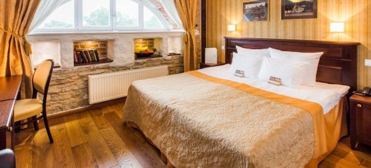 The Von Stackelberg Hotel Tallinn : Doppelzimmer TALLINN