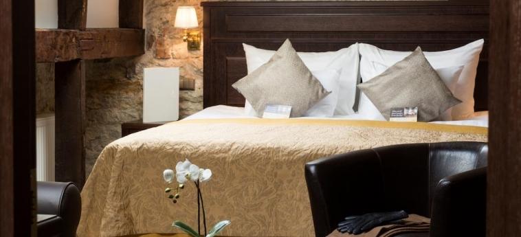 The Von Stackelberg Hotel Tallinn : Schlafzimmer TALLINN