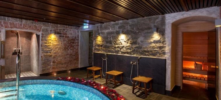 The Von Stackelberg Hotel Tallinn : Spa TALLINN