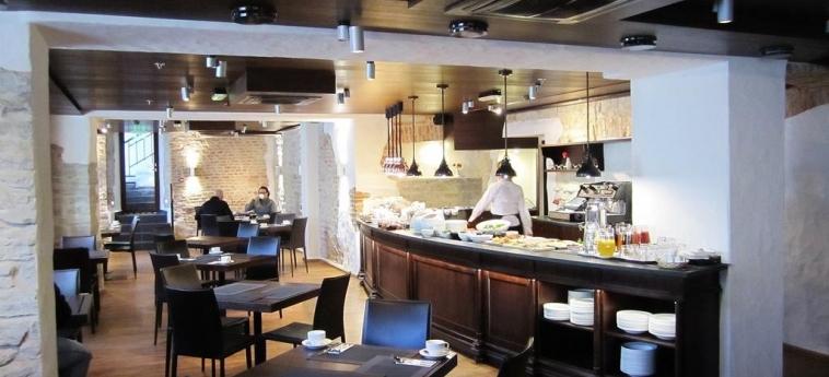 The Von Stackelberg Hotel Tallinn : Breakfast Room TALLINN