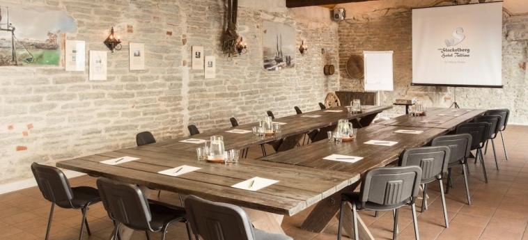 The Von Stackelberg Hotel Tallinn : Meeting Room TALLINN