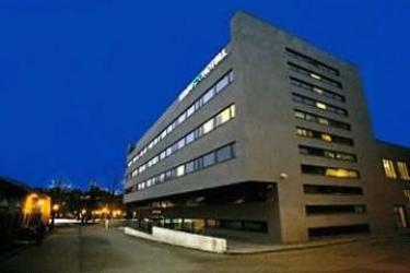 Kalev Spa Hotel & Waterpark : Exterior TALLINN