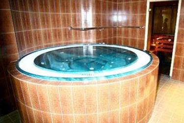 Kalev Spa Hotel & Waterpark : Jacuzzi TALLINN
