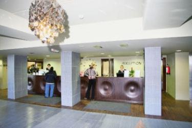 Kalev Spa Hotel & Waterpark : Lobby TALLINN