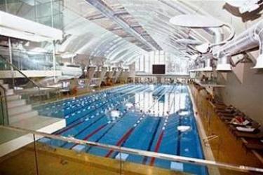 Kalev Spa Hotel & Waterpark : Piscina Cubierta TALLINN