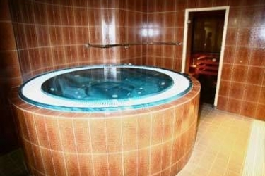 Kalev Spa Hotel & Waterpark : Spa TALLINN