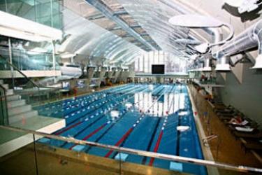 Kalev Spa Hotel & Waterpark : Swimming Pool TALLINN