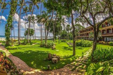 Tamarindo Diria Beach Hotel & Golf Resort: Exterieur TAMARINDO - GUANACASTE