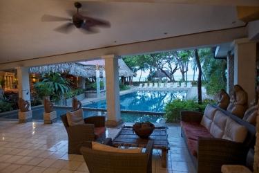 Tamarindo Diria Beach Hotel & Golf Resort: Lobby TAMARINDO - GUANACASTE