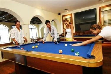 Hotel Club Maeva Miramar Tampico: Billard TAMPICO