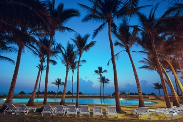 Hotel Club Maeva Miramar Tampico: Piscine chauffée TAMPICO
