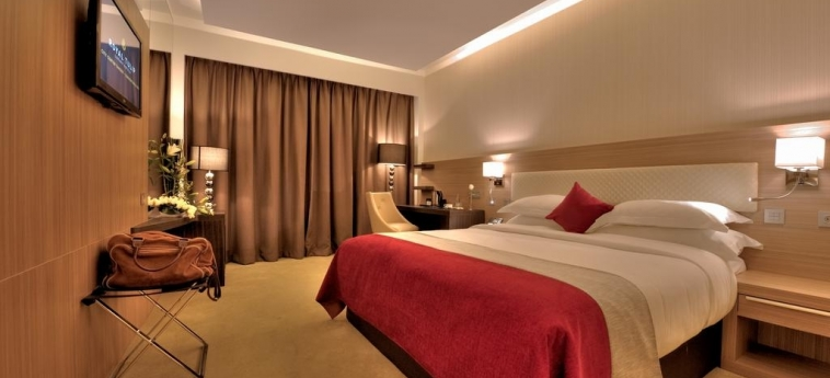 Hotel Royal Tulip City Center Tanger: Chambre Double TANGER