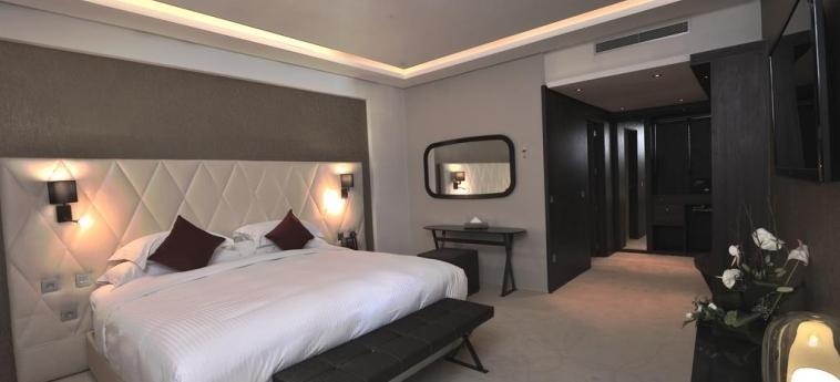 Hotel Royal Tulip City Center Tanger: Chambre TANGER