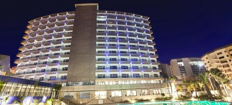 Hotel Royal Tulip City Center Tanger: Extérieur TANGER