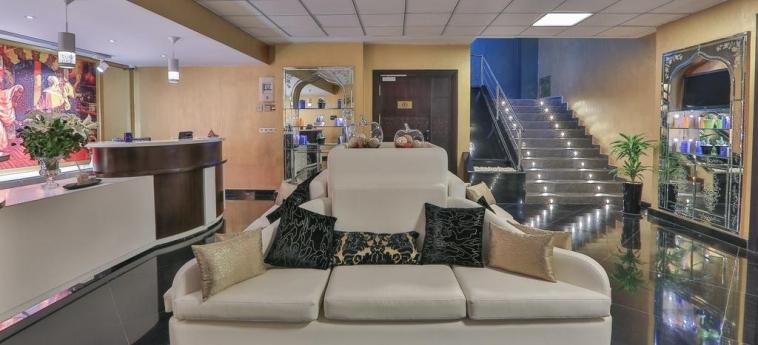 Hotel Royal Tulip City Center Tanger: Lobby TANGER
